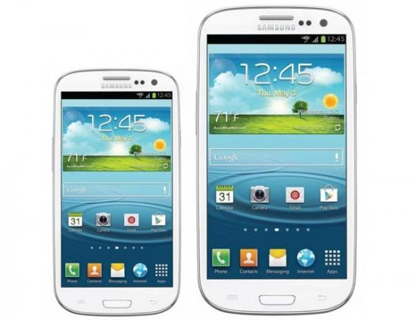 Samsung Executive Confirms Galaxy S3 'mini' is on the way