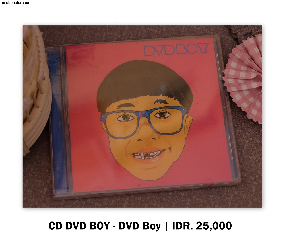 CD DVD BOY - SELF TITLED