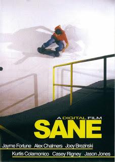 Skateboard Video DIGITAL - Sane