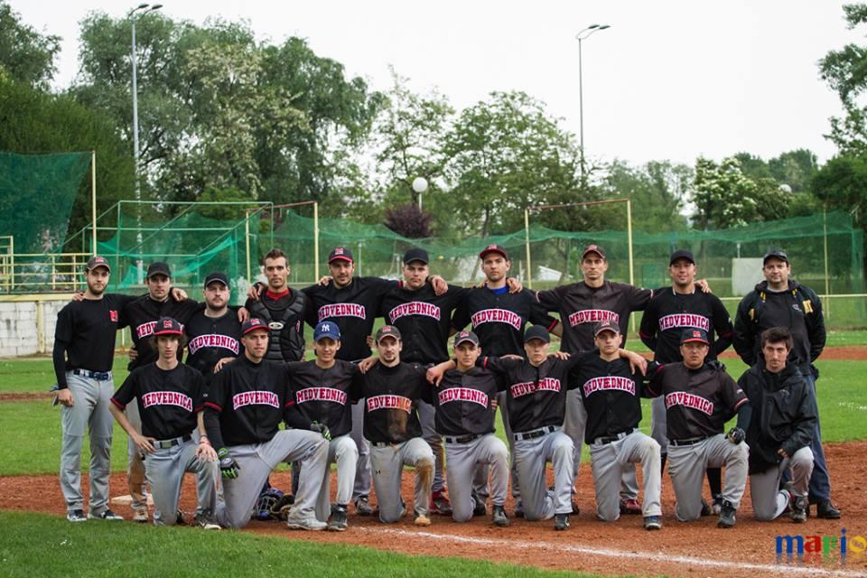 Baseball & Softball team Medvednica