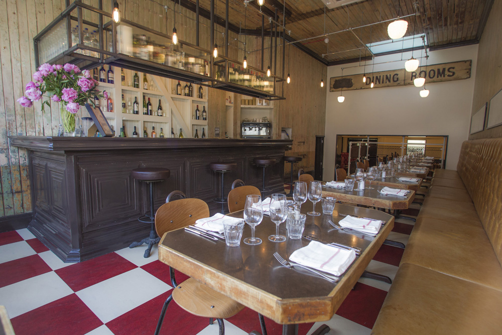 Shepherd 39 S Bush Bush Hall Dining Rooms OPENS TODAY