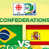 Brazil vs Spain, Best in the World against the Best in the History...