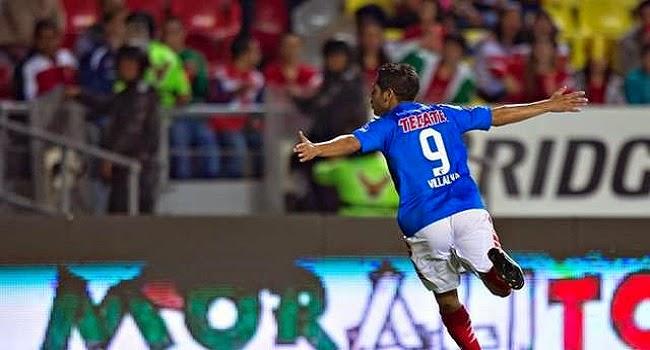 """El """"Keko"""" suma 4 goles en la liga mexicana"""