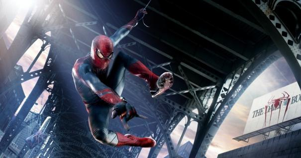 The Amazing Spiderman July 3, 2012