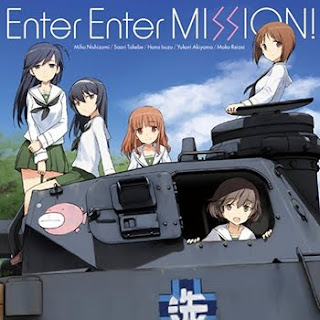 GIRLS und PANZER ED Single - Enter Enter MISSION!