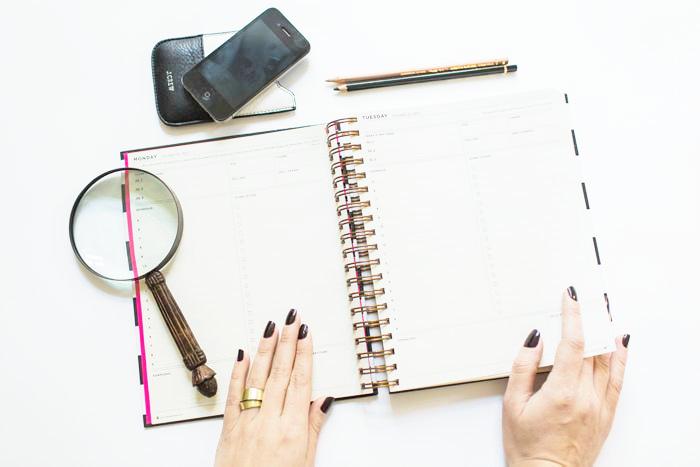 Blogging Flat Lay Inspiration