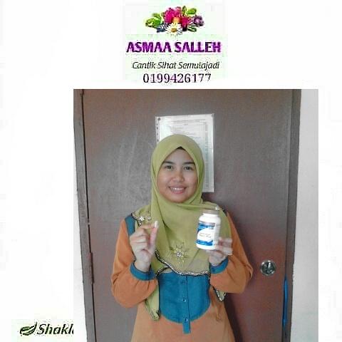 Asmaa Mohamad Salleh