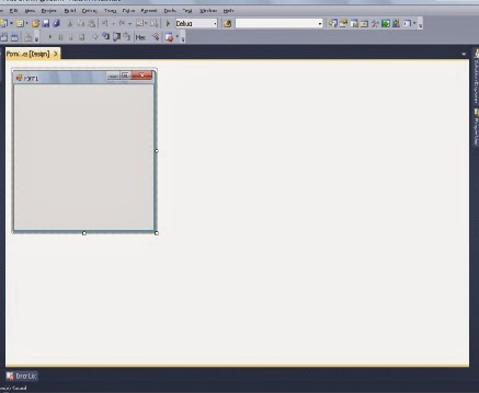 Create Window Form