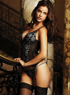 Barbara Palvin for Victoria's Secret Lingerie November 2012