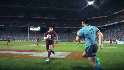 Rugby League Live 3 (Game) - Trailer - Screenshot