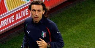 Andrea Pirlo nuevo Jugador de Juventus