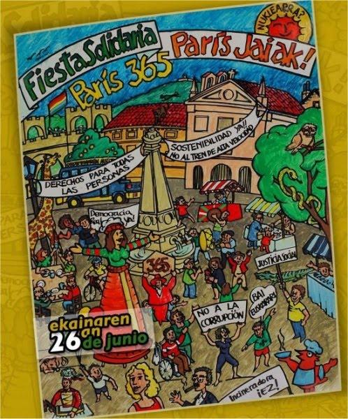 Gerinda bai 06 13 11 - Comedor solidario paris 365 ...
