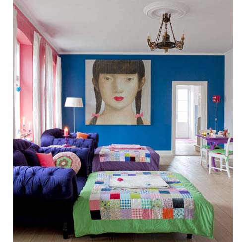 Mix colorato in Danimarca: Blog Arredamento Interior ...