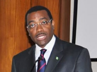 Minister of Agriculture and Rural Development, Dr. Akinwunmi Adesina uwillcgossip.com