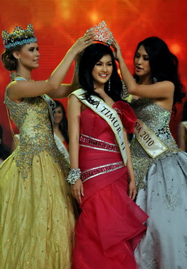 Miss Indonesia 2011