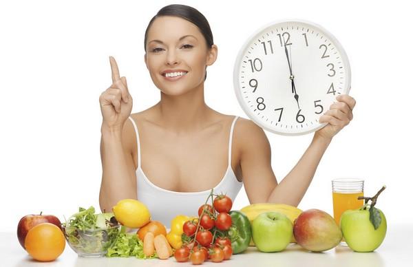 El ritmo de la nutrición