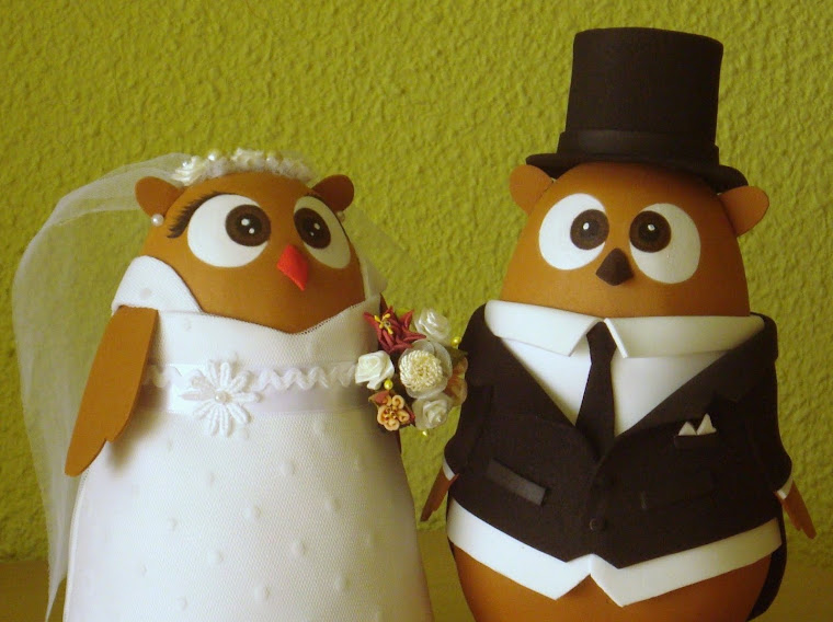 Muñecos de tarta de bodas