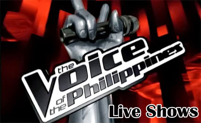The Voice of the Philippines Season 2 Live Shows Team Bamboo Voting Percentage January 25