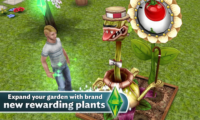 The Sims™ FreePlay 2.4.10 Apk + Data (Mod Unlimited Everything)