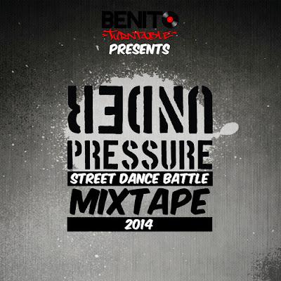 Benito Turntable - Under Pressure Mixtape (2014)