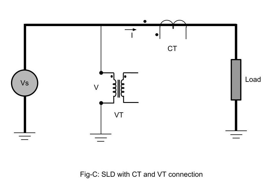 Electrical Systems Ct And Vt Comparison And Connection