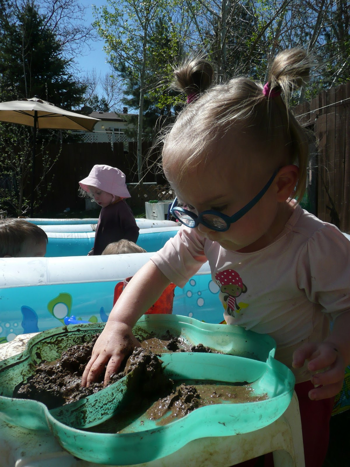 Little Adventures Preschool Mud And Worms Tuesday