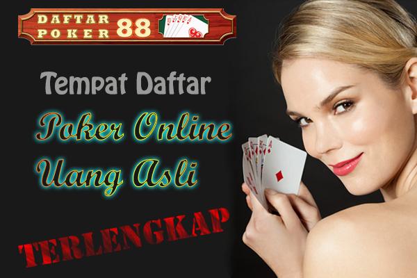 31 Situs Poker Online Uang Asli Paling Lengkap, Aman dan Terpercaya