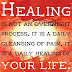 Healing is not an overnight process