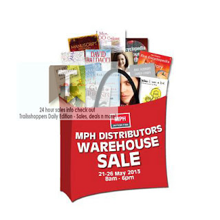 MPH Distributors Books Warehouse Sale 2013