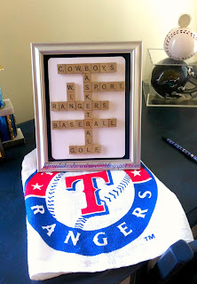 "art=""Sports Scrabble and Sports Baseball wreath"""
