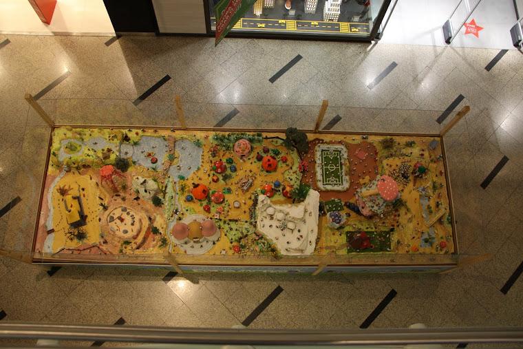 Exposições | A Aldeia dos Estrumpfes
