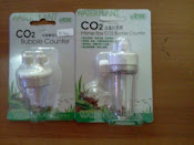 BUBLE COUNTER CO2