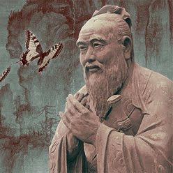 Kong Fuzis drøm - en kinesisk fortælling