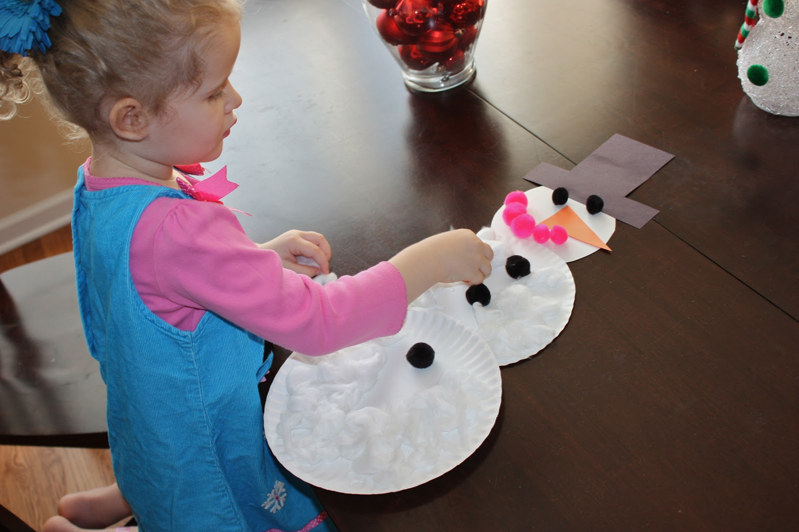 Décoration de bonhomme de neige, de Teaching, Training & Tantrums