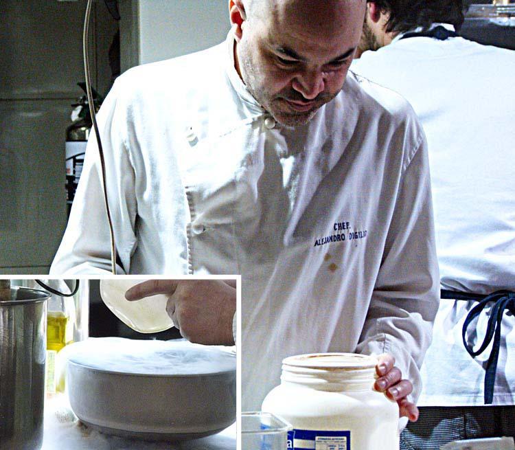 Bien jugoso el blog de hidalgo la viner a de gualterio for Cocina vanguardia definicion