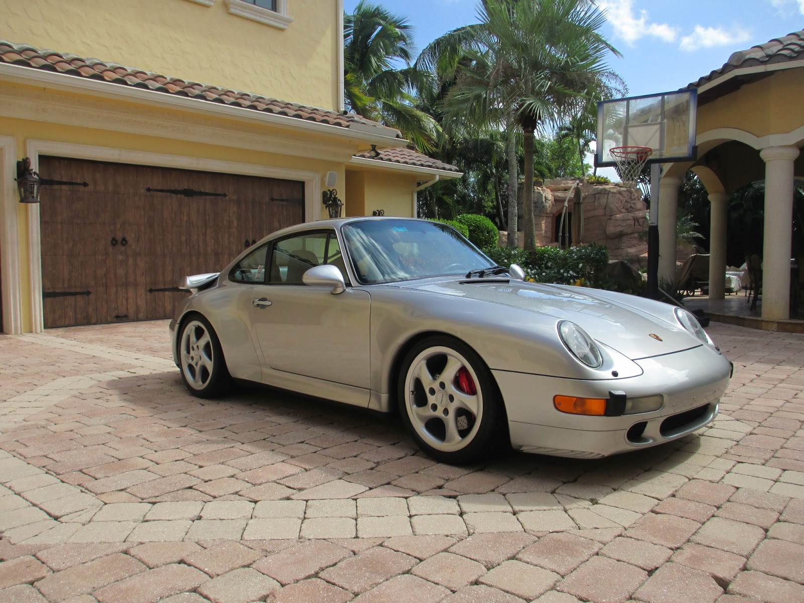1997 Porsche 911 Turbo Coupe for sale in USA: USD151,000 | All Cars ...