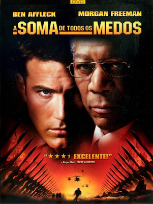 Filme Poster A Soma De Todos os Medos DVDRip XviD & RMVB Dublado