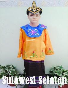 baju adat sulawesi selatan