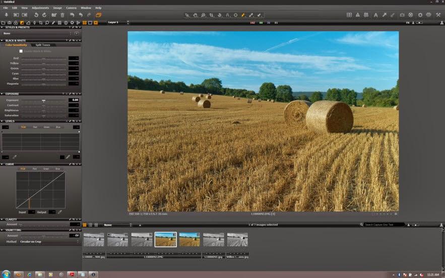 Capture One Pro adalah aplikasi yang kompleks dalam hal editing serta ...