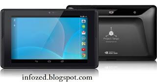 Project Tango, Google Tablet, Google, 3D Cameras, 3D Models, Development Kit