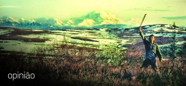 Natureza Selvagem Trailer na Natureza Selvagem de Jon