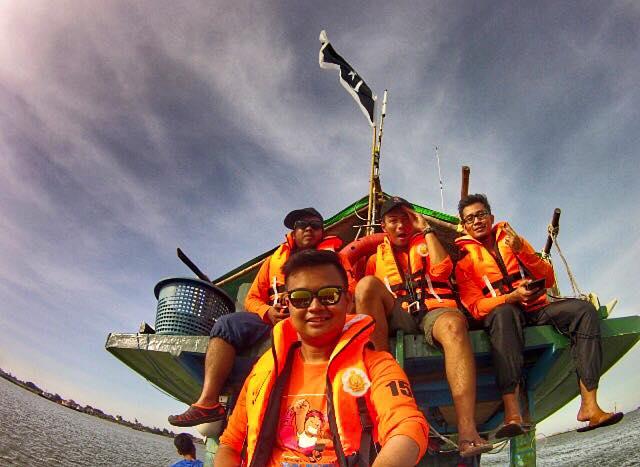 Terengganu International Squid Jigging Festival 2015
