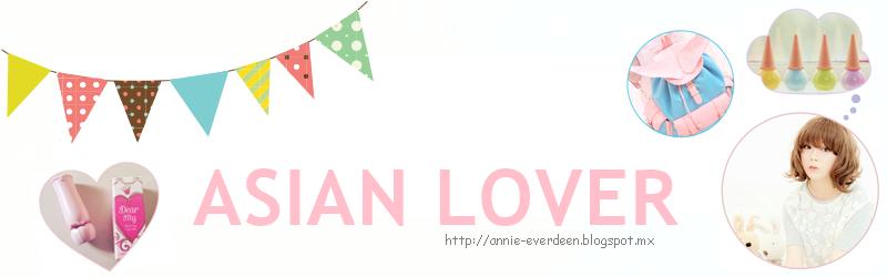 Asian lover ♥