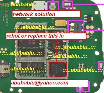 Nokia X1-01 network solution