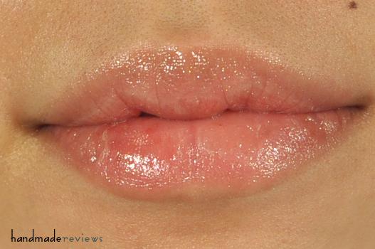 Jouer Moisturizing Lip Gloss Swatches