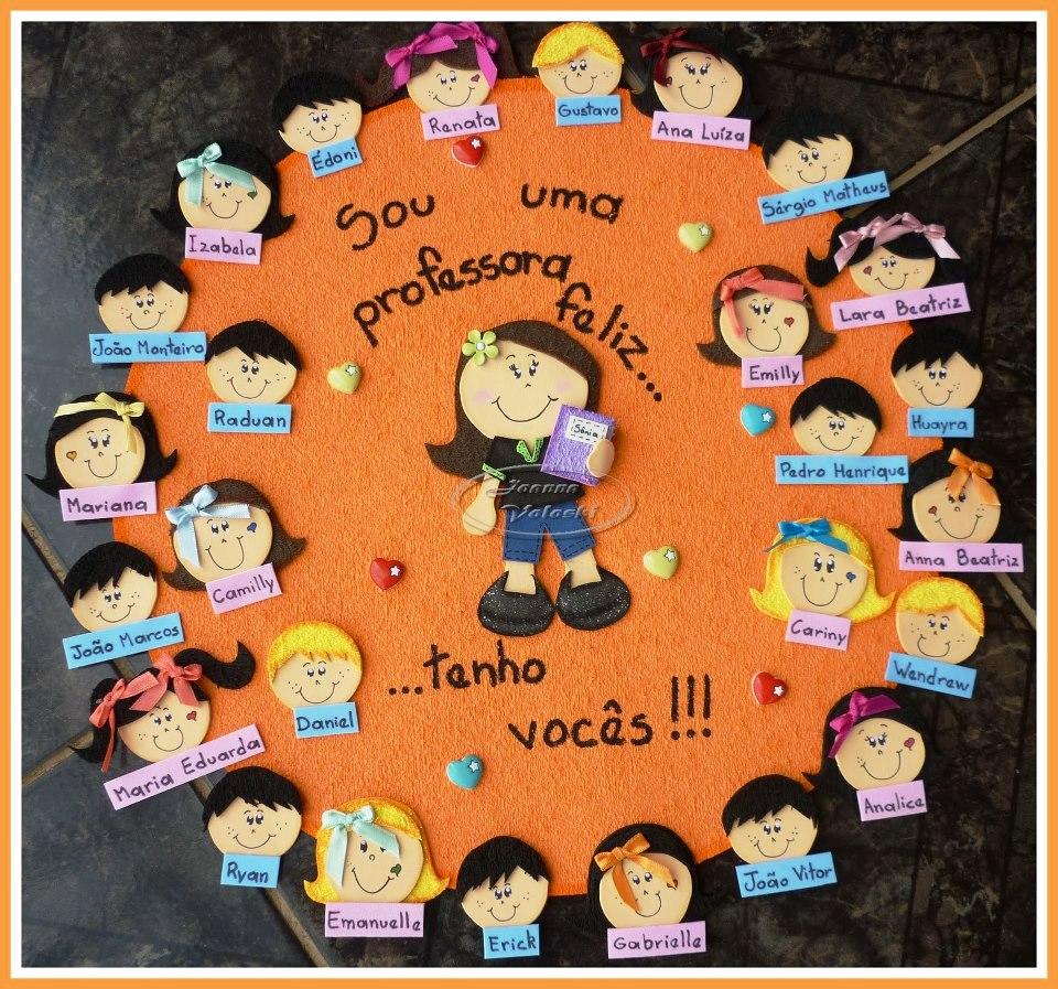 decoracao de sala infantil escola dominical:Tya Krys – Super KIDS: Organizando sala de aula!