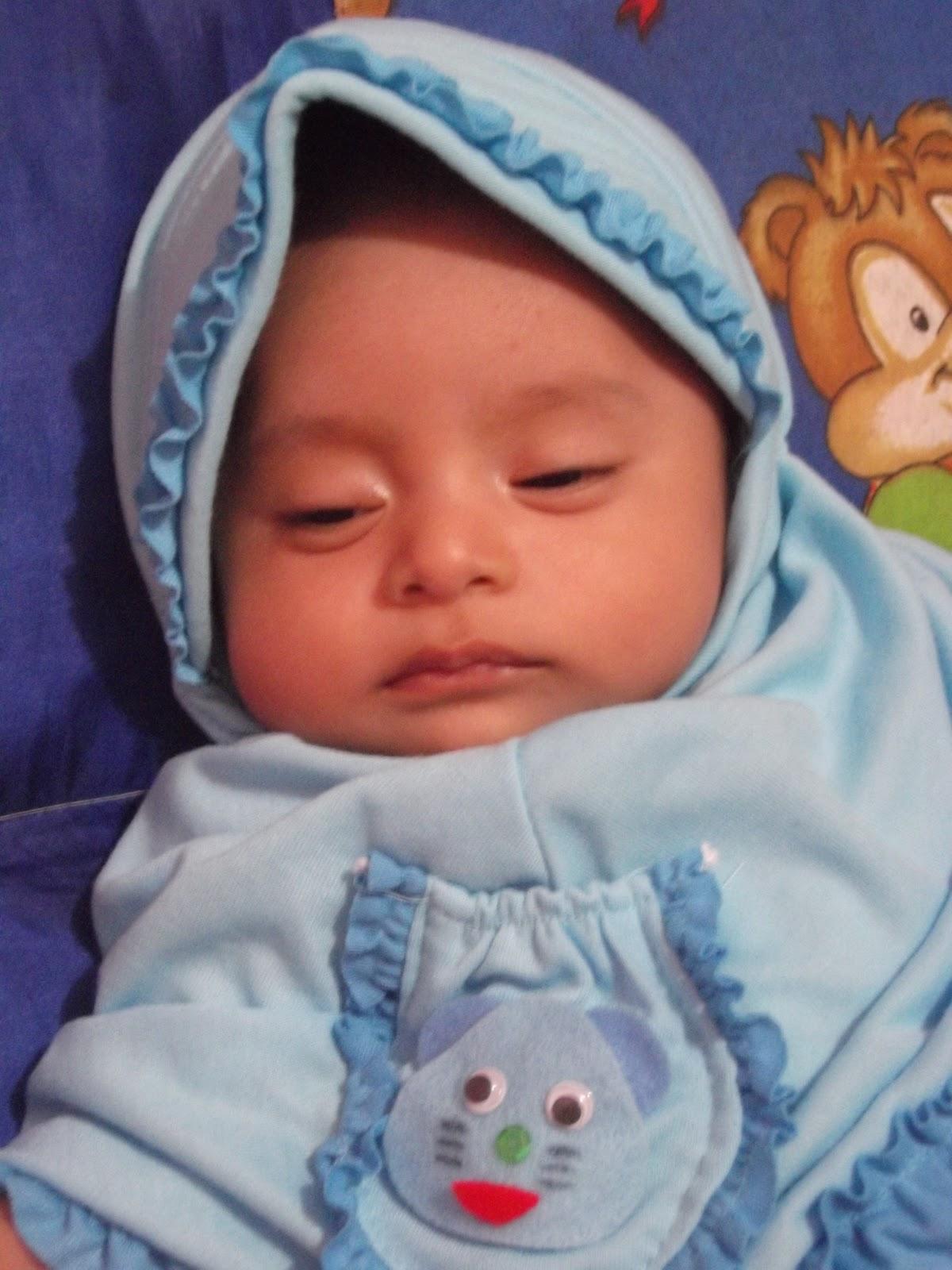 Aktivitas dan Stimulasi Untuk Bayi 0 3 bulan [CoPAs]