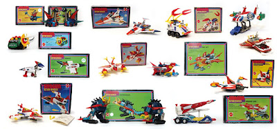 Mattel Shogun Warriors Vehicles