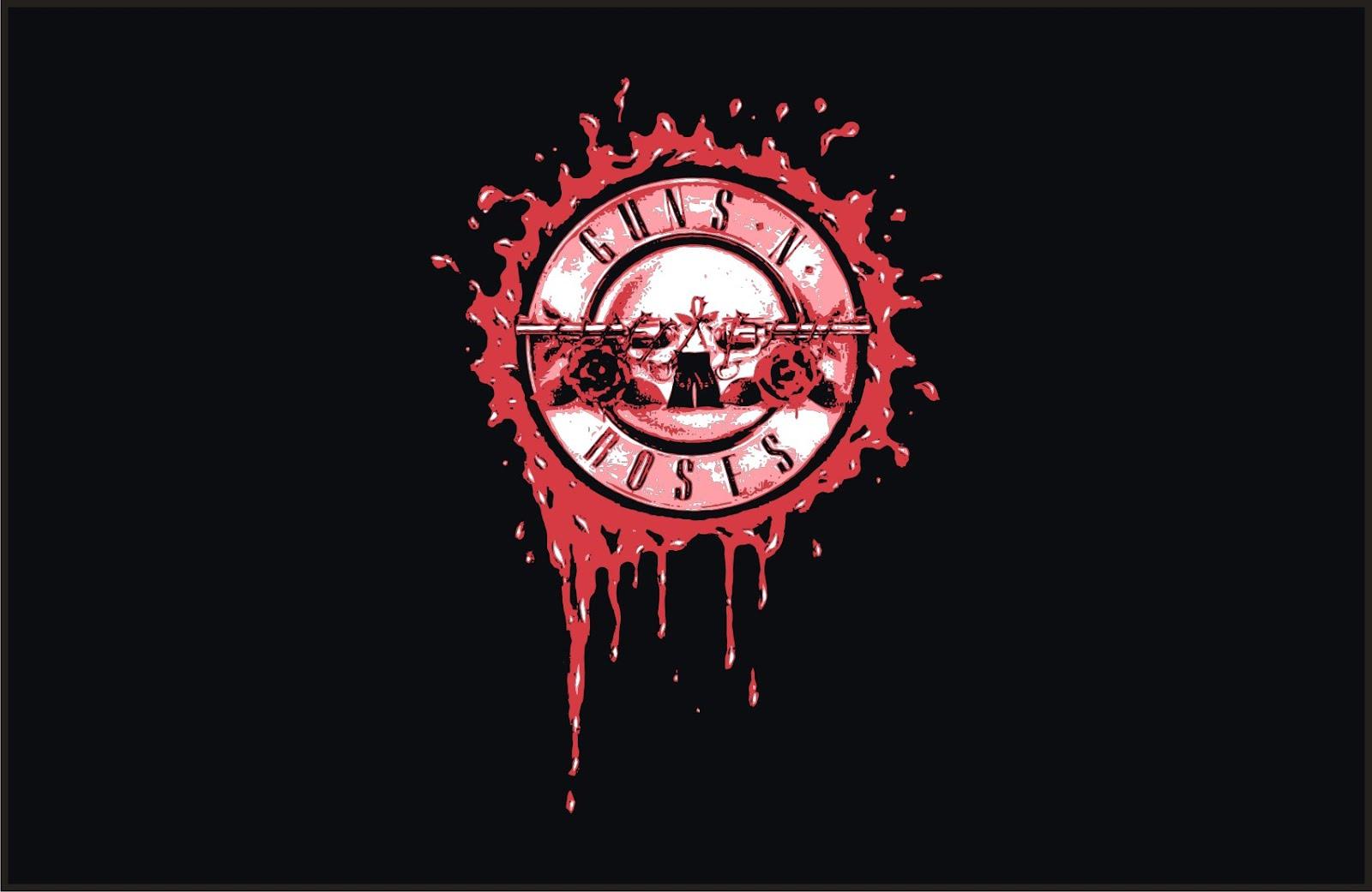 guns_n_roses-band_back_vector