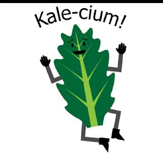 Kale-cium!